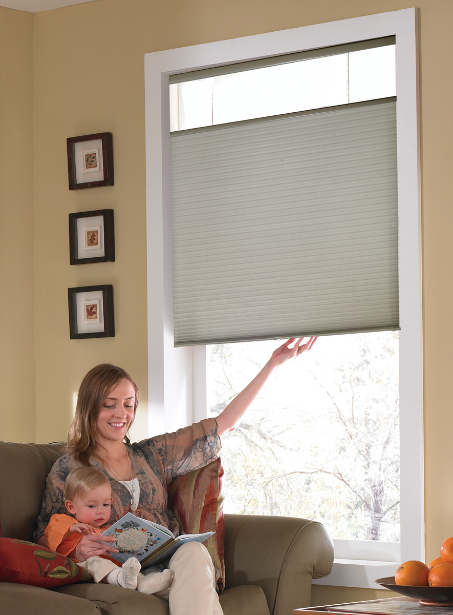 Cordless Top Down Bottom Up Cellular Shades Guide