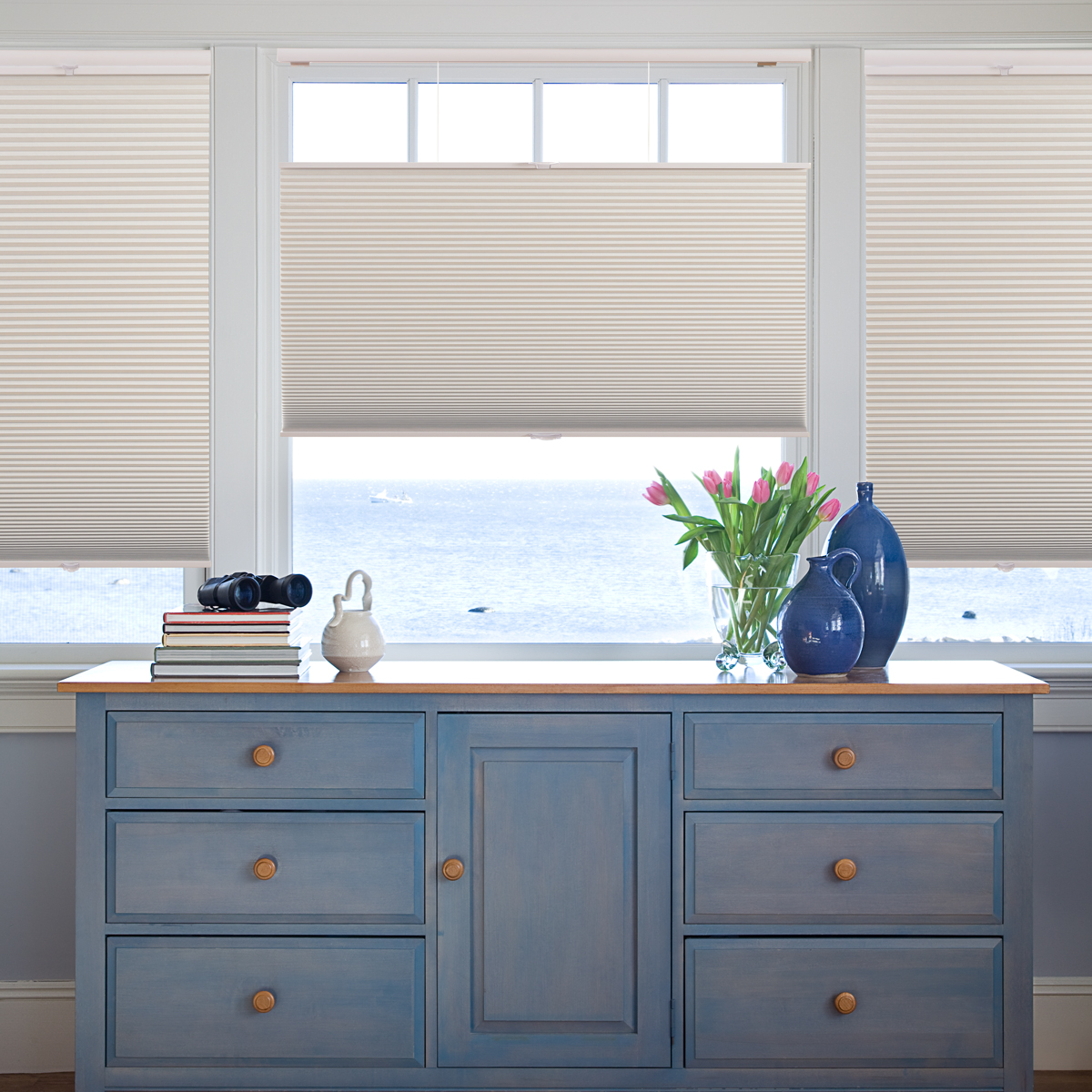Pleated Cellular Shades