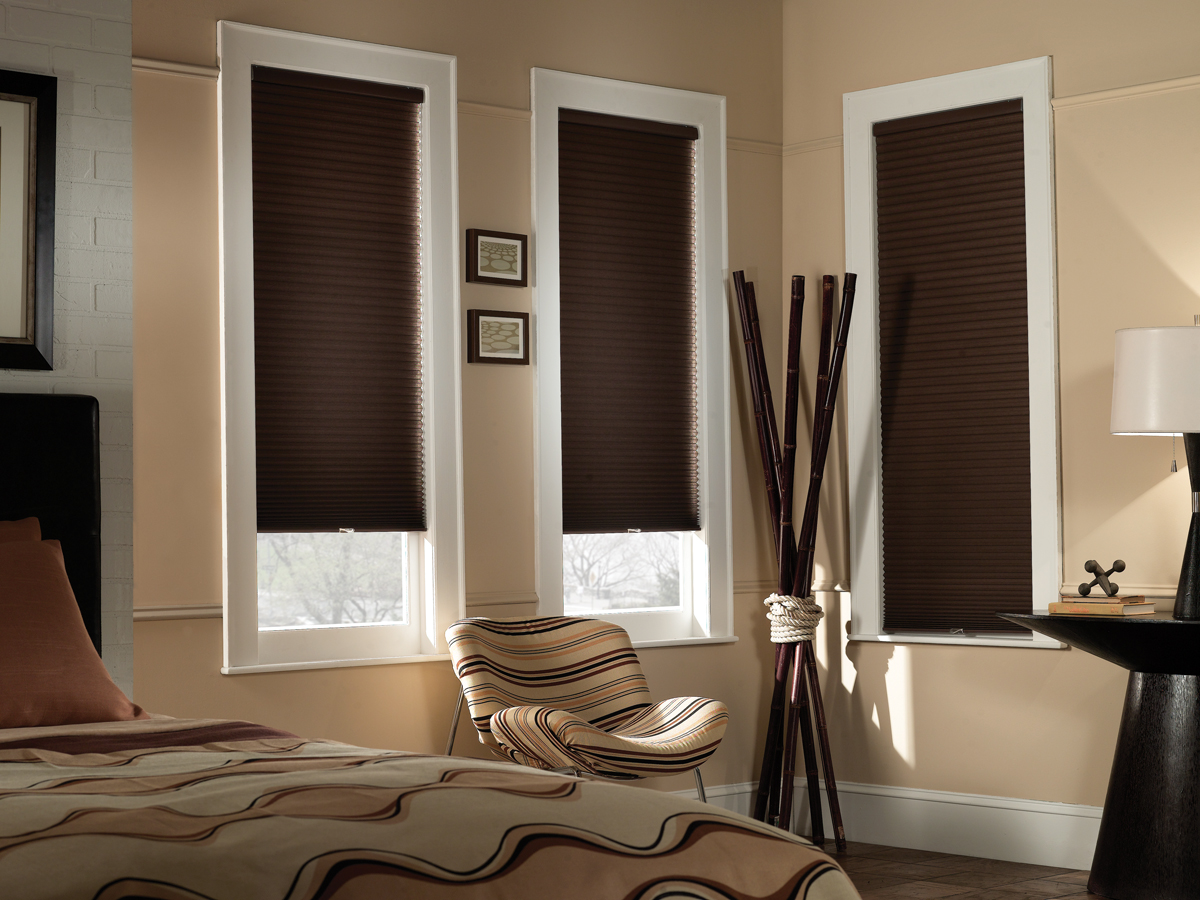 Cellular Room Darkening Shades