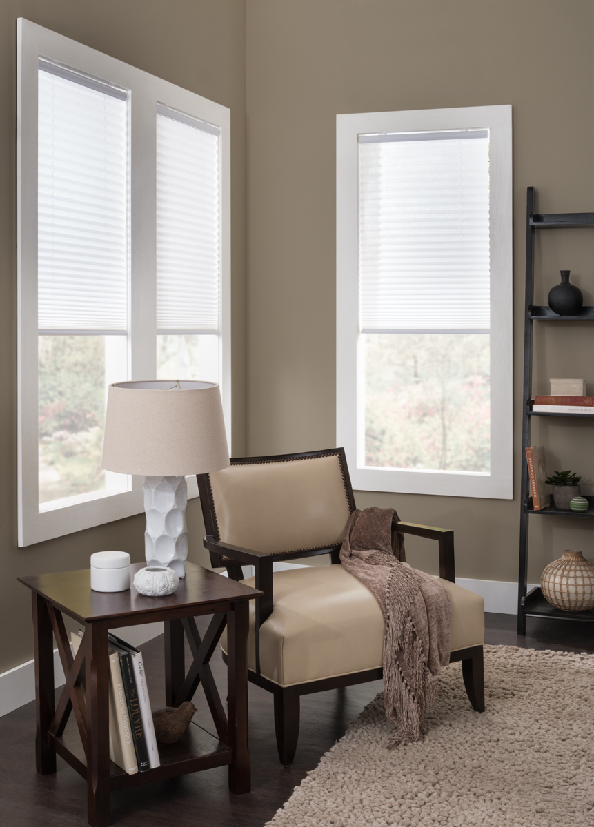 Pleated Roman Shades for your home