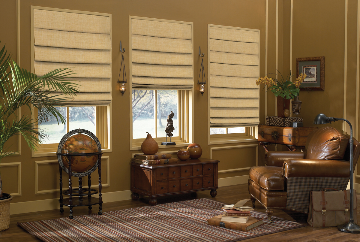 How to Measure For A Custom Roman Shade