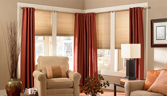 OUTSIDE MOUNT ESSENTIAL CORDLESS CELLULAR SHADES