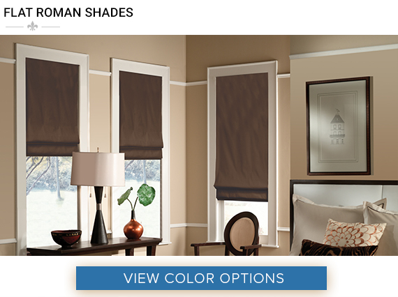 Rod Pocket Roman Shade For Windows Roman Shades On A Curtain Rod