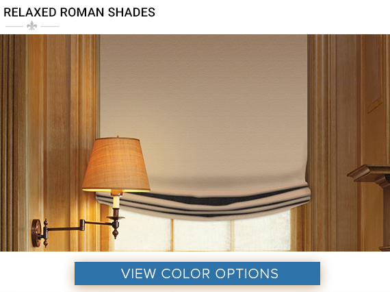 Roman Shades Shop Custom Roman Shades Blinds Affordable Blinds