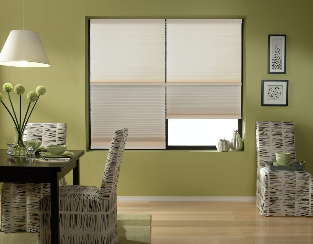Cellular Shades and Energy Efficiency