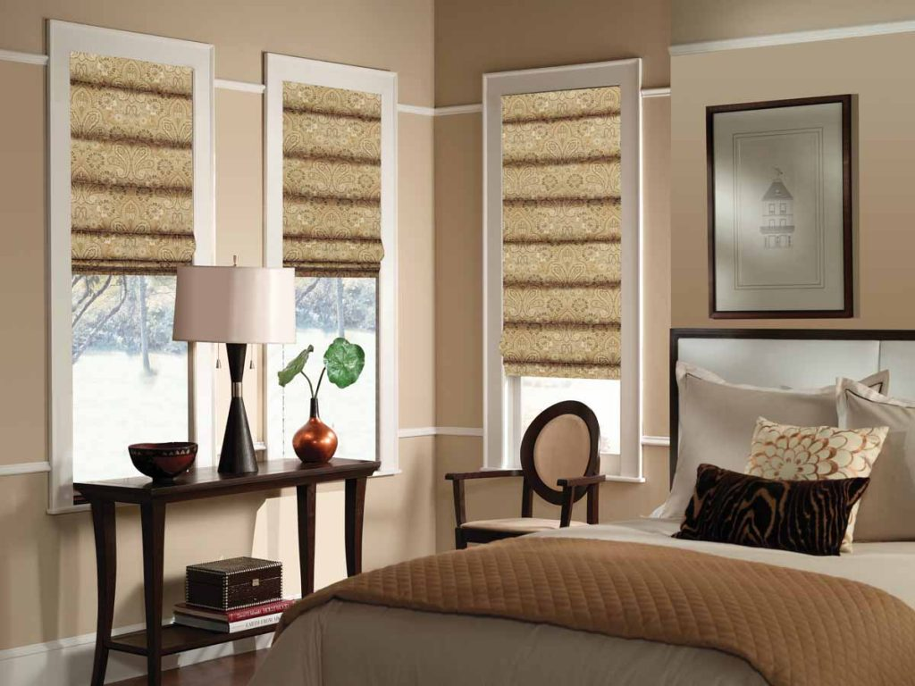 Using roman shades in your home